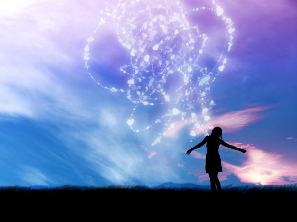 感情の解放すると引き寄せの法則が発動する