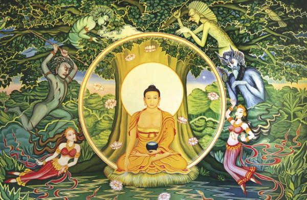 自分の気持ちに気づくヴィパッサナー瞑想のやり方